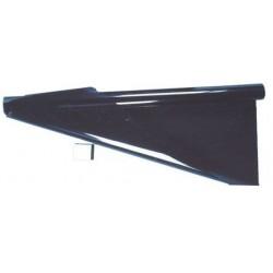 POLARIZADO 1 X 3 MTS BLACK