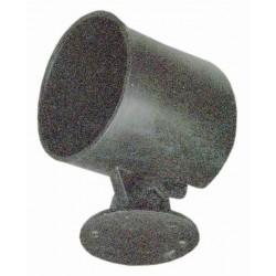 GABINETE P/INST.52mm NEGRO