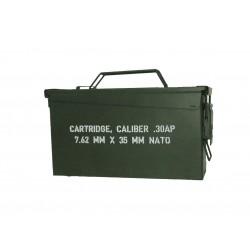 CAJA METALICA S 28X9.65X18.5 CM