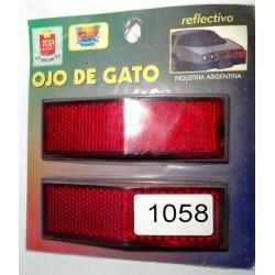 JUEGO OJO DE GATO