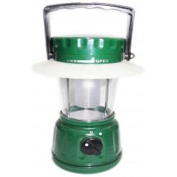 PLAFON C/LAMPARA PARA CAMPING