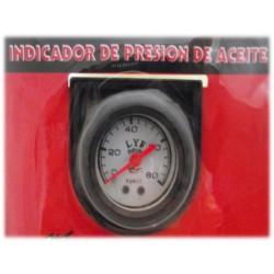 INSTRUM.PRES.ACEITE 40mm GRIS