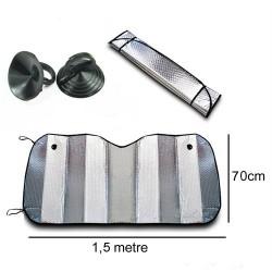 CORT MET DOBL PLAT (150X70CM)