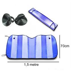 CORT MET DOBL P/AZ  (150X70CM)