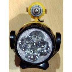 LAMPARA MAGNETICA 5 LED / 12V